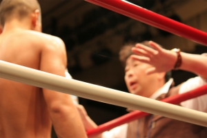 SOUL IN THE RING 9 羽立宏孝(伊原稲城キックボクシングジム)