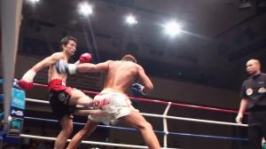 東京・伊原稲城キックボクシングジム BRAVE HEARTS 19 渡辺健司