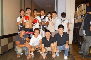 TITANS NEOS 12 伊原稲城キックボクシングジム 渡辺健司