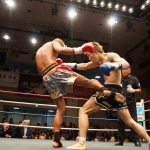 キックボクシング試合 bravehearts22 羽立宏孝09