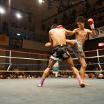 新日本キックボクシング magnum32 重森陽太