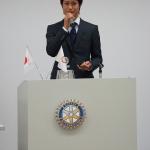 2014年稲城iシティRC卓話&デモ02