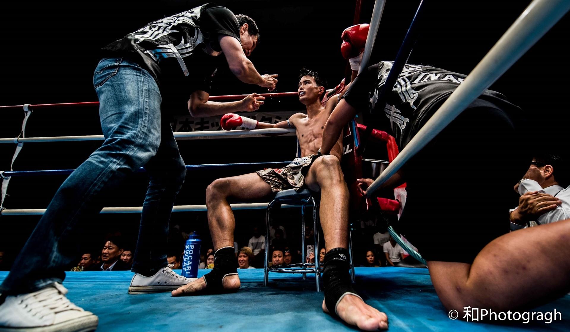 キック ボクシング チャンピオン